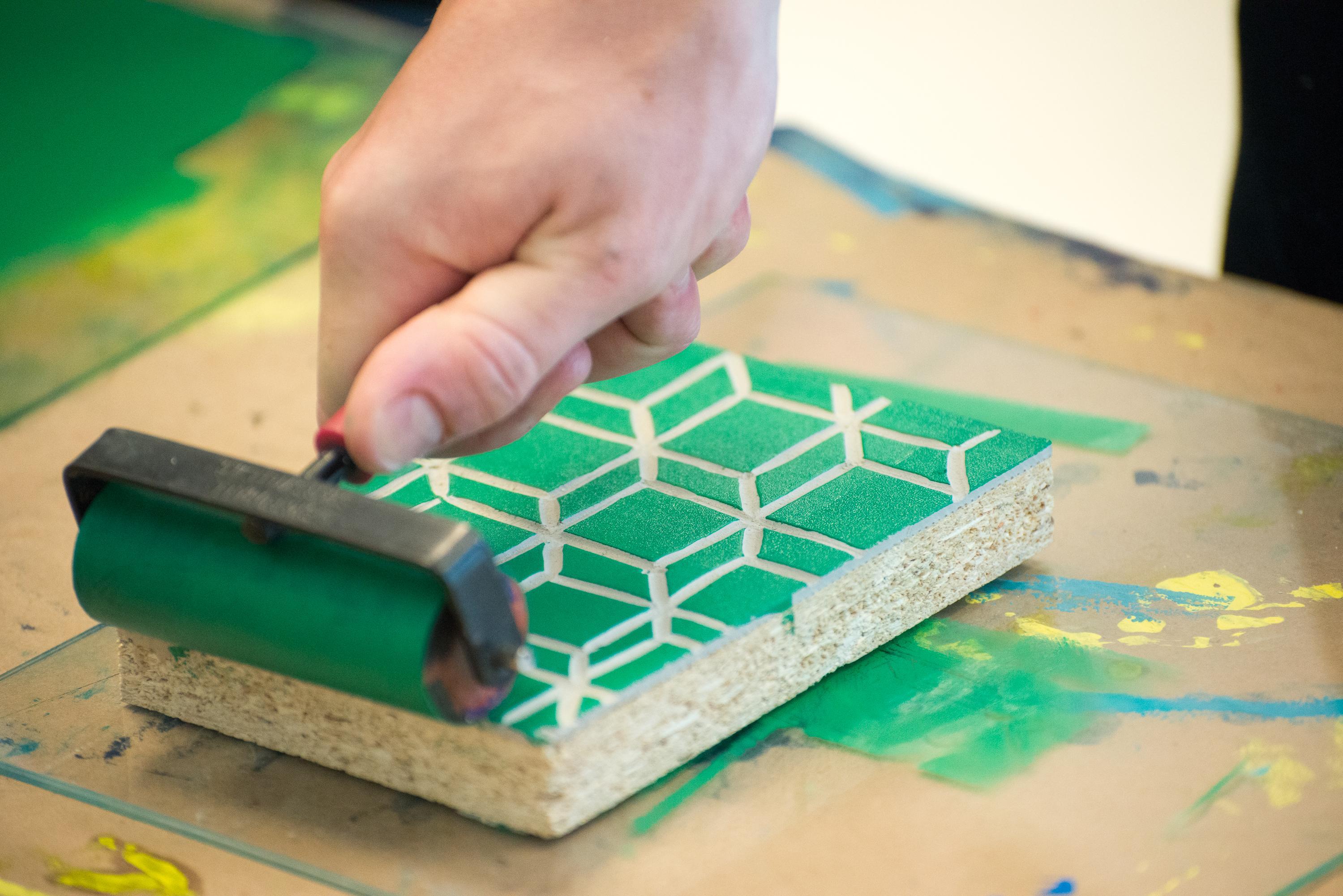 Art Class: Printmaking Basics (Feb 11) | Columbia Museum of Art