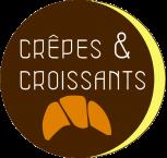 Crepes  Croissants