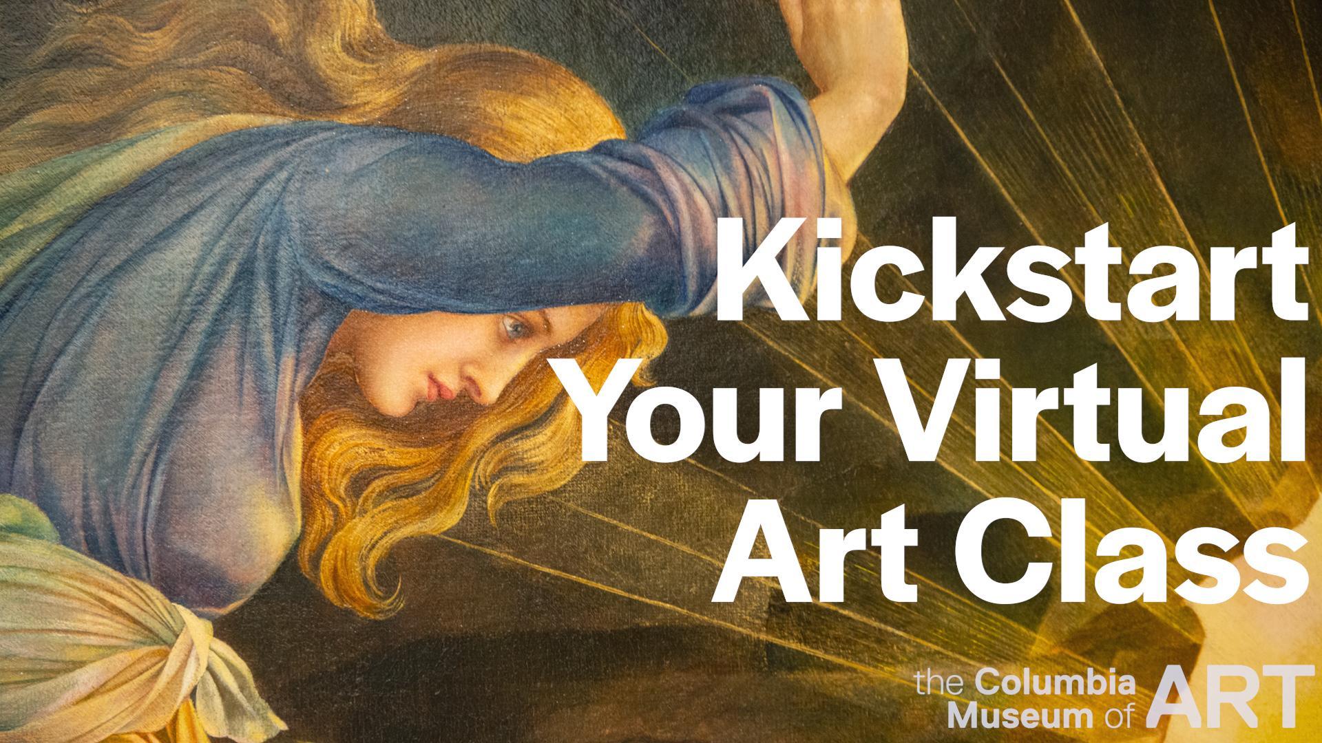 Kickstart Your Virtual Art Class