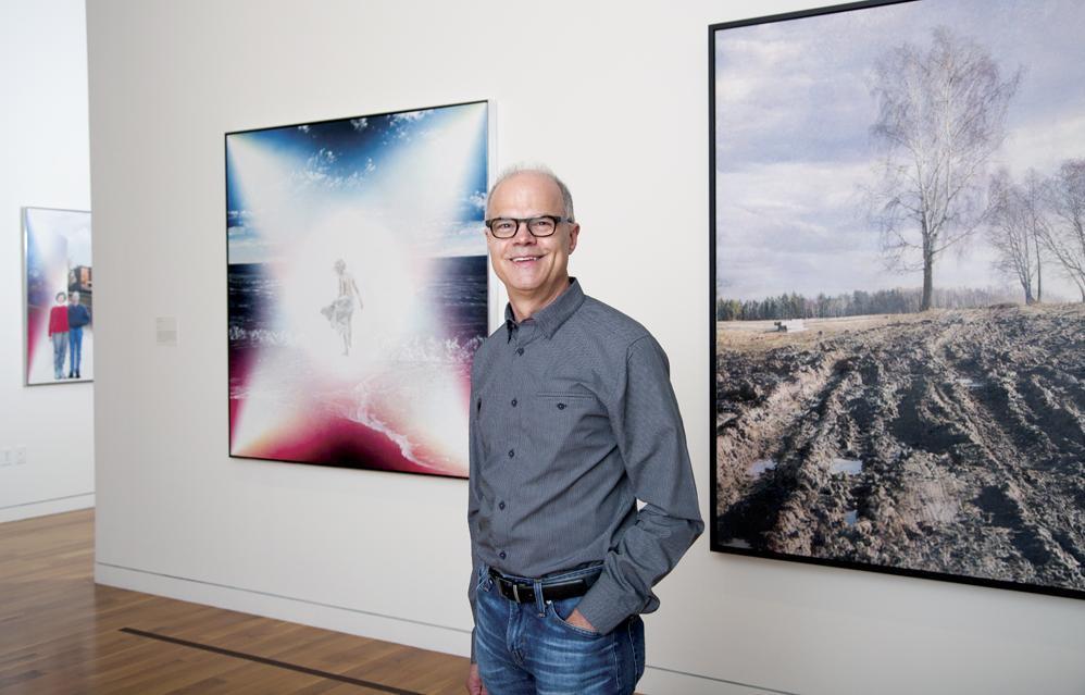 collector Neil Rector